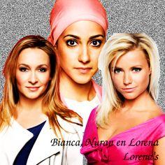 GTST: Bianca, Nuran en Lorena