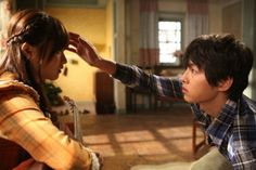 One of the cutest, sweetest, love feels moment of the movie - A Werewolf Boy