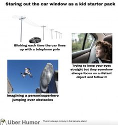 Here Are Some Funny Yet Useful Starter Packs For Different Situations In Your Life - We share because we care. A resource for sharing the latest memes, jokes and real stuff about parenting, relationships, food, and recipes Funny Starter Packs, Uber Humor, You Funny, Funny Stuff, Funny Things, Random Stuff, Funny Sites, Cute Animal Videos, I Can Relate