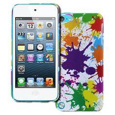 Empire Slim Fit Paint Splatter White Case for Apple iPod Touch 5Gen 5th Gen  Ipod 5 c189be5dd5c