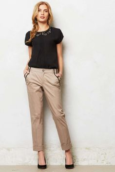Love the Lou Trousers on Wantering | Womens's Trousers | womens pants #womenstrousers #womenspants #womensstyle #womensfashion #womenswear #wantering http://www.wantering.com/womens-clothing-item/lou-trousers/af6kE/