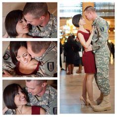 Army love.