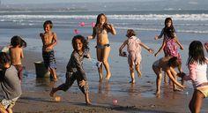 Bali Kids Party - Water Balloon Game