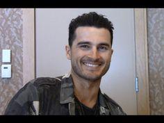 The Vampire Diaries - Michael Malarkey Interview, Season 8 (Comic Con) Enzo Vampire Diaries, Michael Malarkey, Teen Wolf Cast, Ben Barnes, San Diego Comic Con, Season 8, My Daddy, Perfect Man, Celebrity Crush