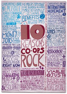10 Reasons Co-ops Rock