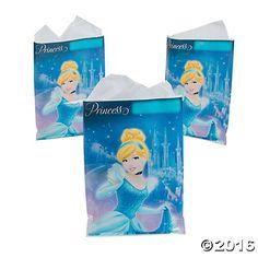Cinderella Treat Bags