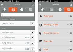 FacileThings App 1.1  Calendar & Other Lists