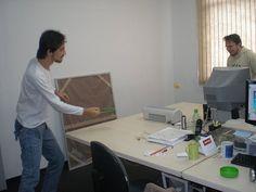 Óia o ping-poooong rolando na Morphy! (2009)