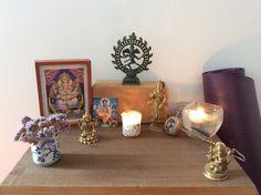 Kendine Ait Bir Alan   #Brahma, #Ganesh, #Nataraj, #Shiva, #VipassanaMeditasyonu, #Visnu, #YogaTerapi