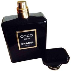 Pre-owned Chanel Coco Noir 3.4fl Oz ($113) ❤ liked on Polyvore featuring beauty products, fragrance, accessories, none, chanel, black rose perfume, chanel fragrance, floral perfumes and rose fragrance