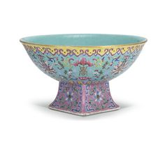 bowl ||| sotheby's hk0578lot845t3en Chinese Bowls, Chinese Art, Chinese Figurines, Oriental, Asia, Chinese Ceramics, Chinese Antiques, China Porcelain, Chinoiserie