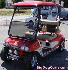 Bigdog Custom Golf Carts