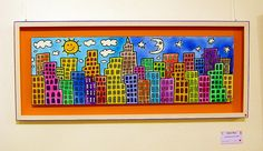 colours of my city - James Rizzi