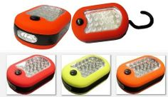 27 LED Worklight plus Side Light, 3 AAA Batteries included as low as $3.00 Wholesale at www.BatteriesAndButter.com