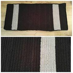 Dywan o wymiarach 140 na 60cm ✌ #crochetcarpet #kottoon #tyarn #tshirtyarn #tshirtyarncarpet #handmadeinpoland #handmade #rekodzieło #recznarobota #byhand #crochet #crocheting #szydełko #szydelkowanie #szydelkowelove #dywanszydelkowy  #passion #craftart #craft #karolahandmade #i_love_rekodzielo #handmadedecor #handmadedesign #bohostyle #hippiestyle #dywan #homedesign #nowogard #goleniow #moderncrochet