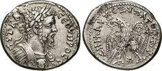 NumisBids: Numismatica Varesi s.a.s. Auction 65, Lot 213 : SETTIMIO SEVERO (193-211) Tetradramma, Siria, Laodicea a Mare. D/...