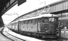 Trains des C.F.F. (Suisse)