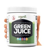 HEALTH AND PERSONAL CARE: ORGANIFI GREEN JUICE - SUPPLEMENT