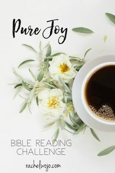31 Days of Joy - Pure Joy Bible Reading Plan and Challenge