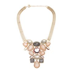 Beautiful statement necklace-- pop your collar from #shoedazzle