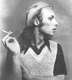 Brian Eno (Roxy Music)