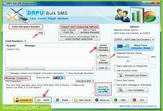 Easy to send unlimited text messages from your PC