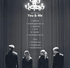 Kard You&Me Songlist