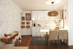 Kitchenette - apartamento com 1 quarto - Rés do Chão