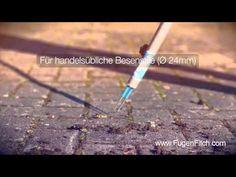 Pflasterfugen reinigen: So werden Einfahrt & Co. unkrautfrei