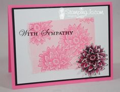 Video: Creative Background Series- Stampin' Up! Creative Elements | Josee Smuck-Stampin' Up! Canada Demonstrator
