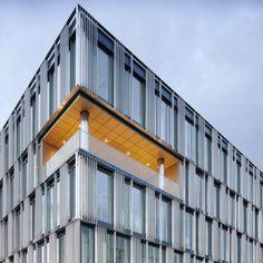 JSWD Architekten - Q5 + Q7, ThyssenKrupp Quartier Essen