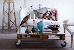 Nog een voorbeeld van een koffie tafel Door iwood