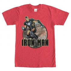 Ironman Badge T Shirts, Hoodies. Check price ==► https://www.sunfrog.com/Geek-Tech/Ironman-Badge.html?41382