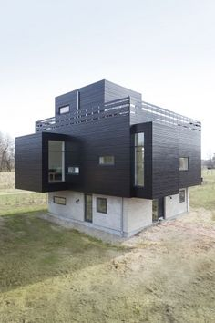 Low Energy House, Glostrup, Denmark by JJW Architects.