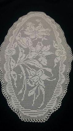 Crochet Patterns Filet, Filet Crochet, Crochet Designs, Crochet Dollies, Crochet Lace, Crochet Placemats, Crochet Carpet, Embroidery Motifs, Crochet Books
