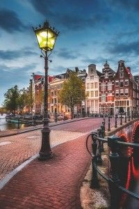 Amsterdam - Beautiful lantarn