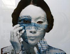 Rosfer & Shaokun - Art Paris Art Fair 2012