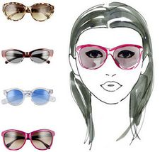 Rimless Glasses For Oval Face : 1000+ images about Glasses for Me on Pinterest Oval face ...
