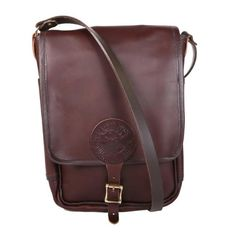 Duluth Pack Leather Haversack