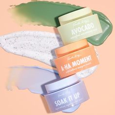 Clean, wellness-inspired skincare created for the beauty enthusiast Skincare Packaging, Cosmetic Packaging, Box Packaging, Clay Masks, Skin Food, Makeup Set, Beauty Care, Skin Care, Cleaning