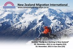 Our New Zealand Migration Advisers are inviting you to our conference in US
