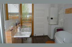 Ванная комната, #дом_на_продажу_Словакия, Дунайска Лужня Bathtub, Bathroom, House, Standing Bath, Washroom, Bathtubs, Home, Bath Tube, Full Bath
