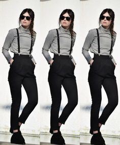 Turtle neck or turtleneck: how to use    -  #tomboyoutfits #tomboyoutfitsClassy #tomboyoutfitsForTeens #tomboyoutfitsToddler