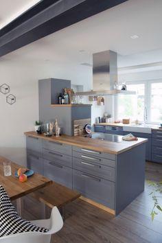 Küchenschrank ikea grau  105 best Küche images on Pinterest