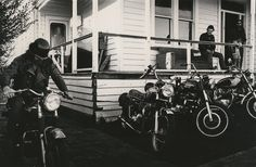 Highway 61 New Zealand Biker Clubs, Old And New, Photo S, New Zealand, Colours, Bikers, Artwork, Life, Work Of Art