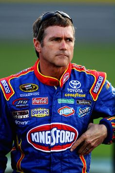 Bobby Labonte, Driver Of The #47 Kingsford Toyota