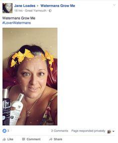 another amazing customer selfie  #watermans #lovewatermans #watermansgrowme #grow me https://watermanshair.com/