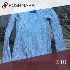 Sweater Grey AE sweater American Eagle Outfitters Sweaters Crew & Scoop Necks