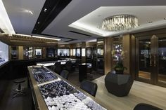 ISE Jewellery by HEAD Architecture, Hong Kong