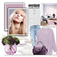 Sweater Weather by mycherryblossom on Polyvore featuring polyvore, fashion, style, Genetic Denim and LSA International